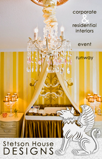 interior and event design services