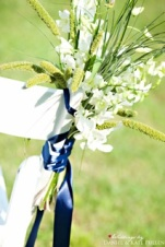 Outer Banks wedding flowers, wedding florist, and event decor